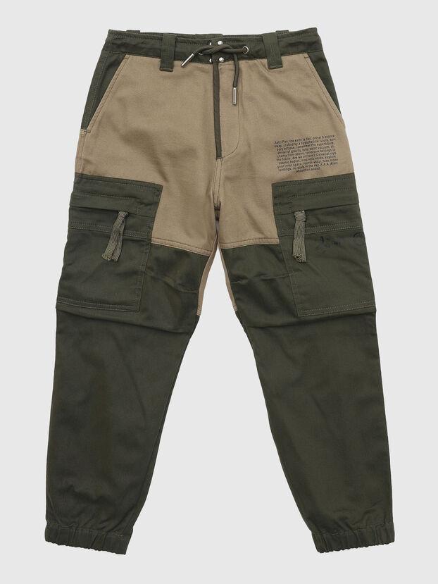 PLUKK, Verde Militar - Pantalones