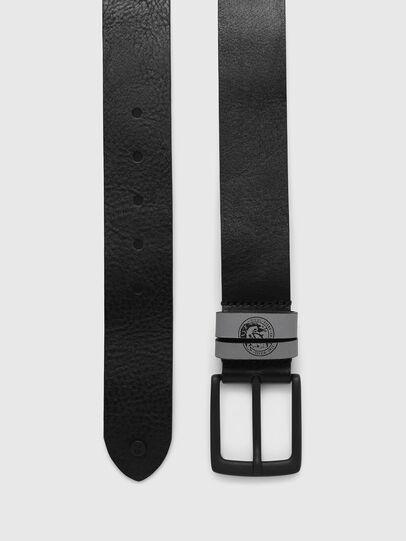 Diesel - B-HERI, Negro - Cinturones - Image 4