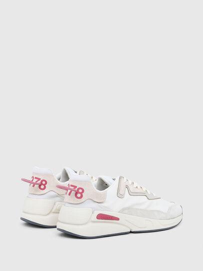 Diesel - S-SERENDIPITY LC W, Blanco/Rosa - Sneakers - Image 3