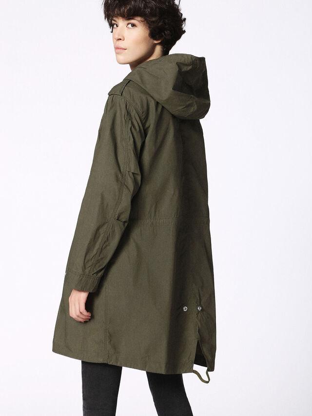 W-TERRY, Verde Militar