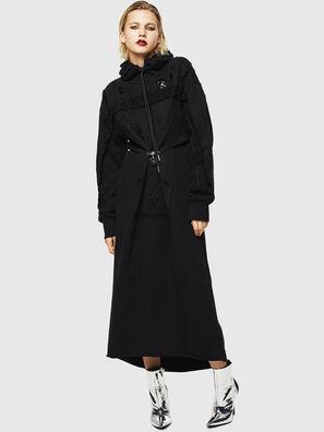 D-ILSE-ROUCHE-A, Negro - Vestidos