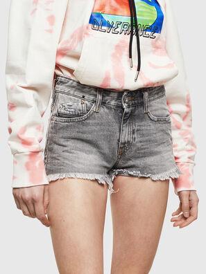 DE-RIFTY, Gris Claro - Shorts