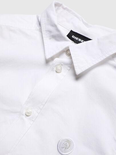 Diesel - CSBILL, Blanco - Camisas - Image 4