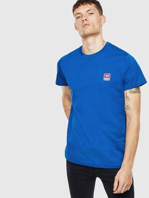 T-DIEGO-DIV, Azul - Camisetas