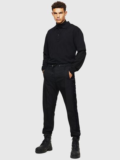 Diesel - P-MARLEN, Negro - Pantalones - Image 6