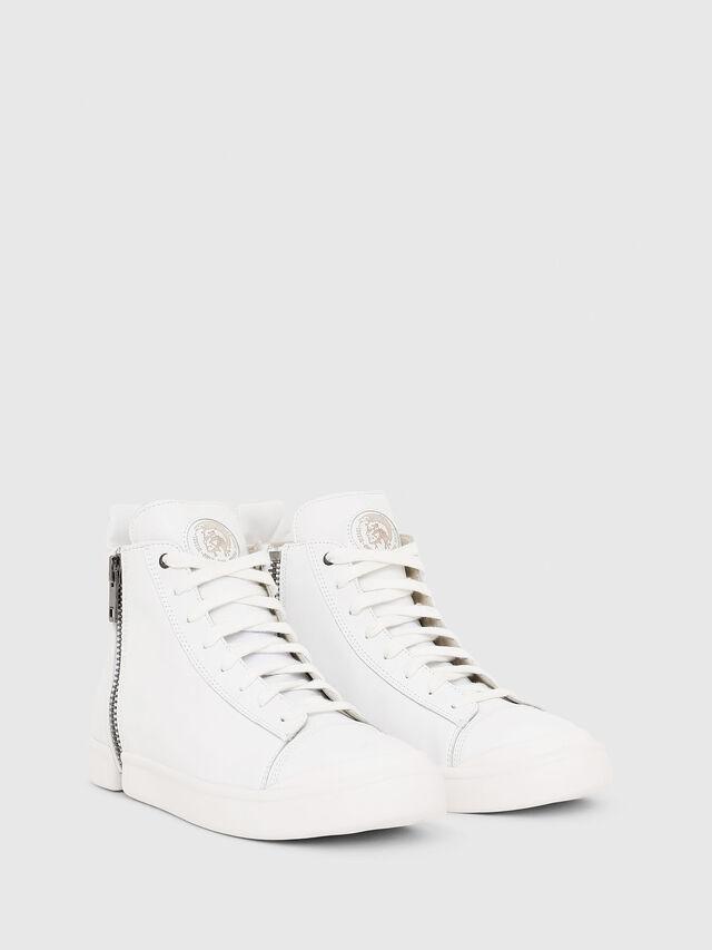Diesel - S-NENTISH, Blanco - Sneakers - Image 2