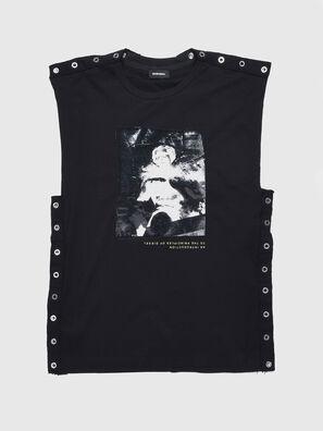 TDESY, Negro - Camisetas y Tops
