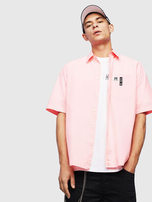 S-FRY-FLUO, Rosa - Camisas