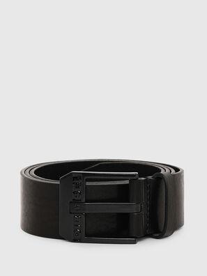 BLUESTAR, Negro - Cinturones