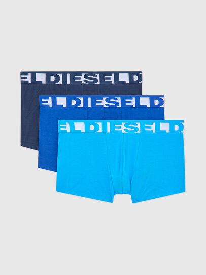 Diesel - UMBX-SHAWNTHREEPACK, Azul/Blanco - Boxers - Image 1