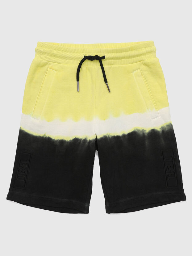 PTOXDEEP, Negro/Amarillo - Shorts