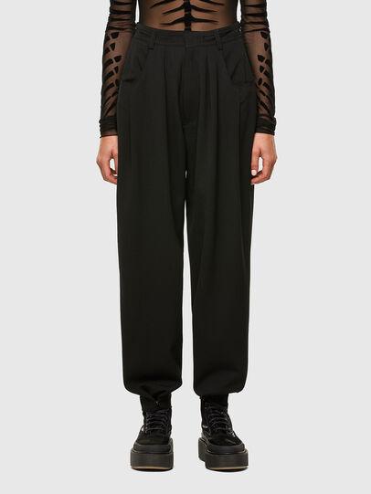 Diesel - P-JO, Negro - Pantalones - Image 1