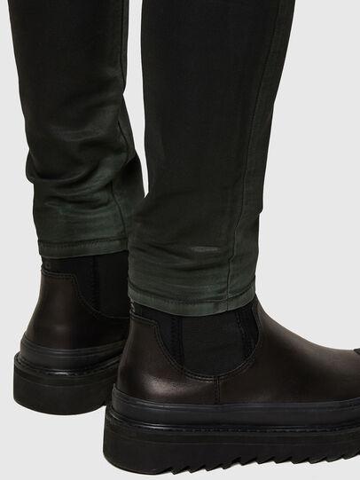 Diesel - D-Strukt JoggJeans 069QX, Negro/Verde - Vaqueros - Image 5