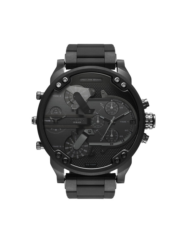 Diesel - DZ7396, Negro - Relojes - Image 1