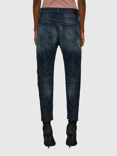 Diesel - Fayza JoggJeans® 09B50, Azul Oscuro - Vaqueros - Image 2
