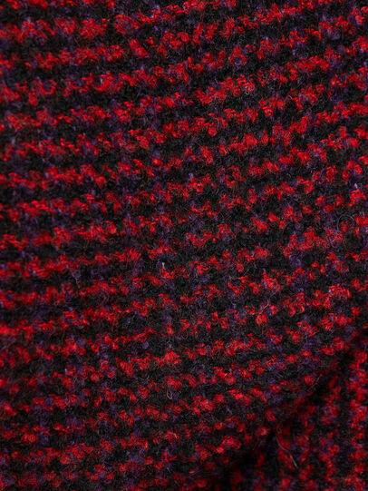 Diesel - W-SAMOEI-A, Negro/Rojo - Chaquetones de invierno - Image 5