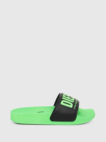 Diesel - SA-MAYEMI YO, Verde/Negro - Calzado - Image 1