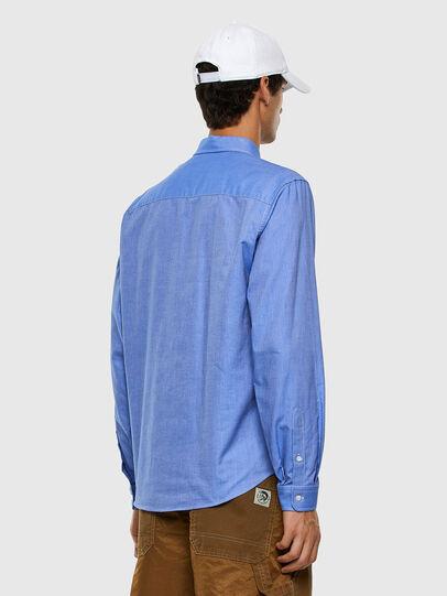Diesel - S-JAMES, Azul - Camisas - Image 5