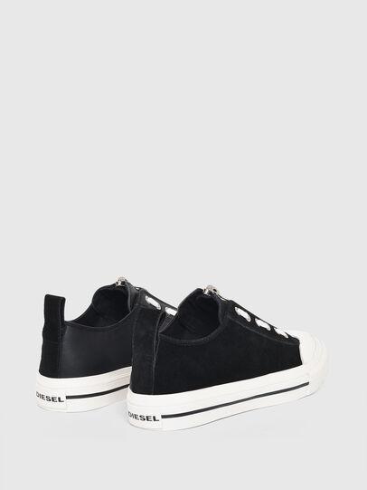 Diesel - S-ASTICO LZIP W, Negro - Sneakers - Image 3