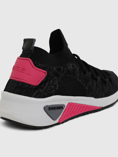 Diesel - S-KB ATHL LACE W, Negro/Rosa - Sneakers - Image 4