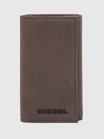 Diesel - KEYCASE P, Gris oscuro - Joyas y Accesorios - Image 1