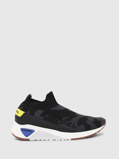 Diesel - S-KB SOCK QB, Negro - Sneakers - Image 1