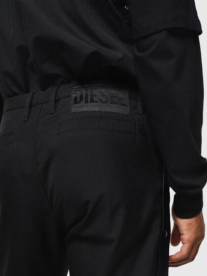 Diesel - P-MARLEN, Negro - Pantalones - Image 5