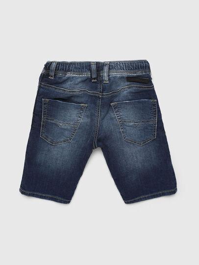 Diesel - KROOLEY-JOGGJEANS-J SH, Azul medio - Shorts - Image 2
