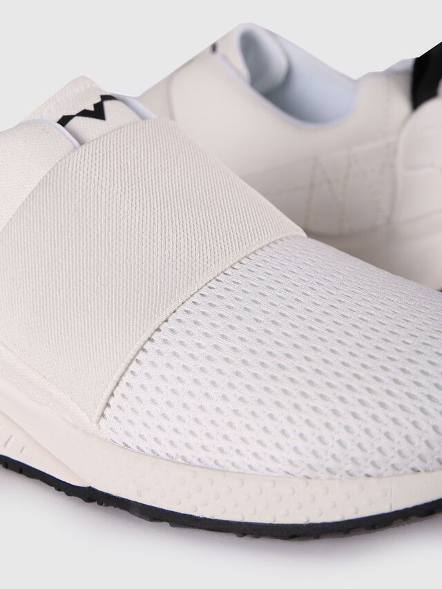 Diesel - S-KB ELASTIC, Blanco - Sneakers - Image 4