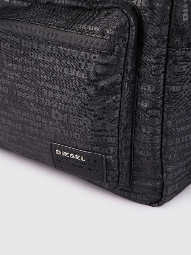 Diesel - F-DISCOVER BRIEFCASE, Negro - Maletines - Image 5