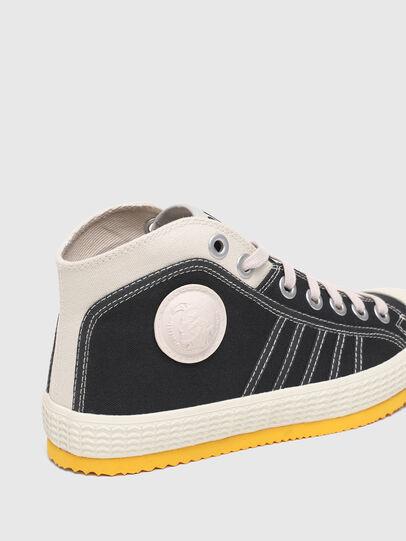 Diesel - S-YUK MC W, Negro/Amarillo - Sneakers - Image 6