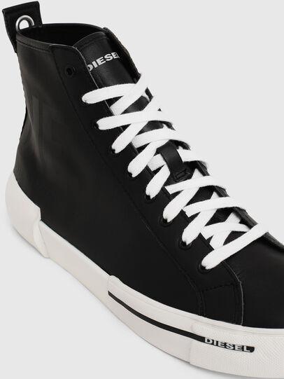 Diesel - S-DESE MID CUT, Negro - Sneakers - Image 4