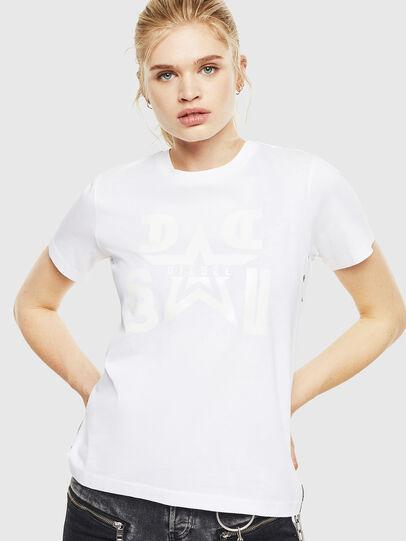 Diesel - T-SILY-WMA, Blanco - Camisetas - Image 1