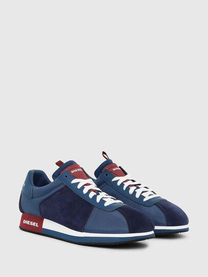 Diesel - S-PYAVE LC, Azul - Sneakers - Image 2