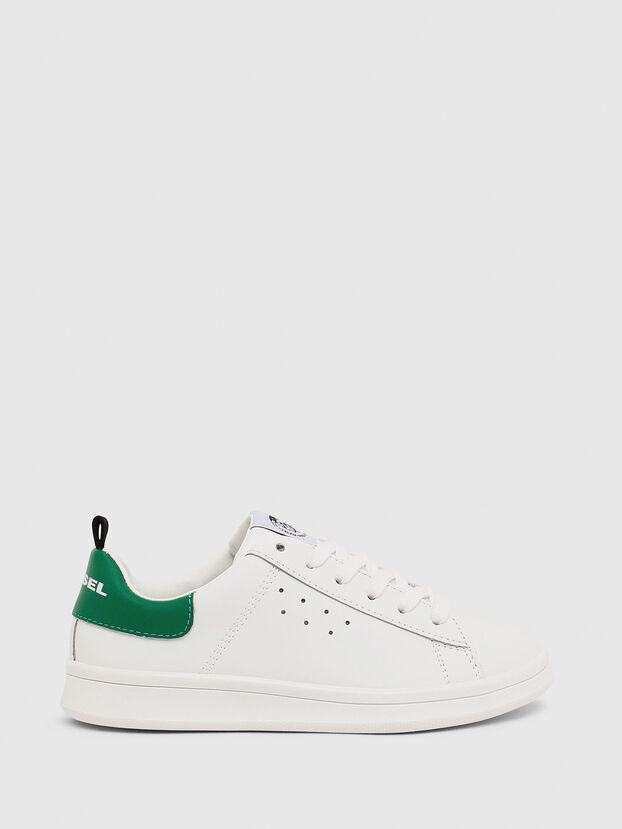 SN LOW LACE 11 FULL, Blanco/Verde - Calzado