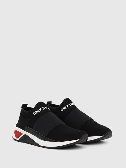 Diesel - S-KB SOE, Negro - Sneakers - Image 2