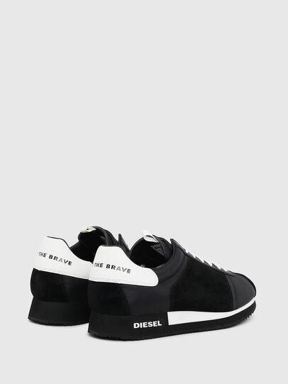 Diesel - S-PYAVE LC, Negro - Sneakers - Image 3