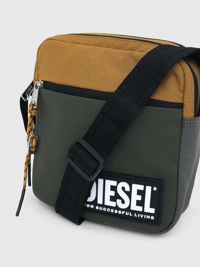 Diesel - VERTYO, Verde Militar - Bolso cruzados - Image 5