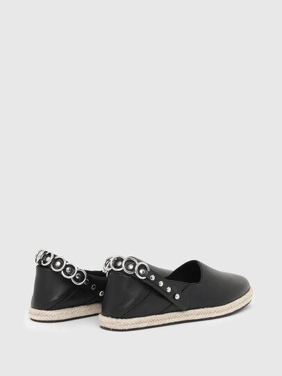 Diesel - S-LIMA, Negro - Zapatos bajos - Image 3