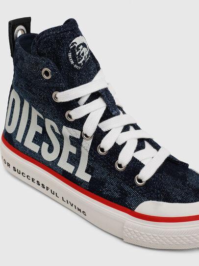 Diesel - SN MID 07 MC CH, Azul - Calzado - Image 4