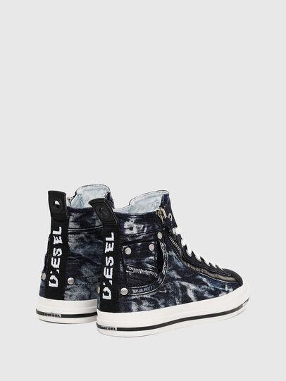 Diesel - EXPO-ZIP W, Azul Oscuro - Sneakers - Image 3