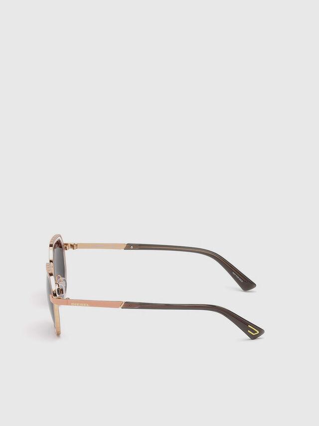 Diesel - DL0267, Rosa - Gafas - Image 3