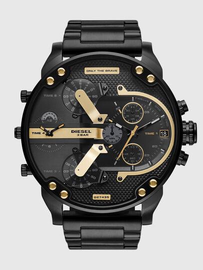 Diesel - DZ7435, Negro - Relojes - Image 1