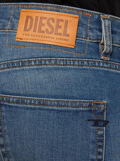 Diesel - D-Strukt 009EI, Azul medio - Vaqueros - Image 4