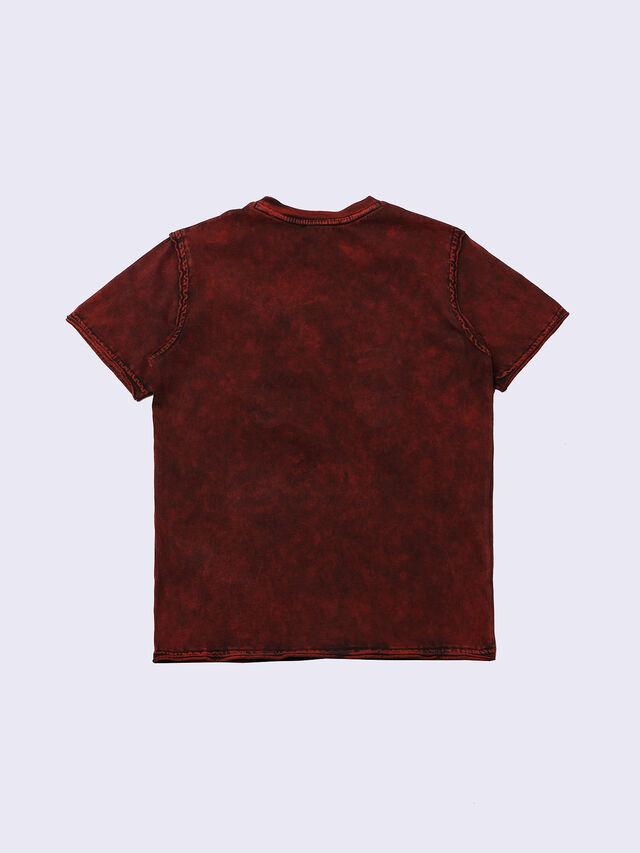Diesel - TIFFOR, Burdeos - Camisetas y Tops - Image 2