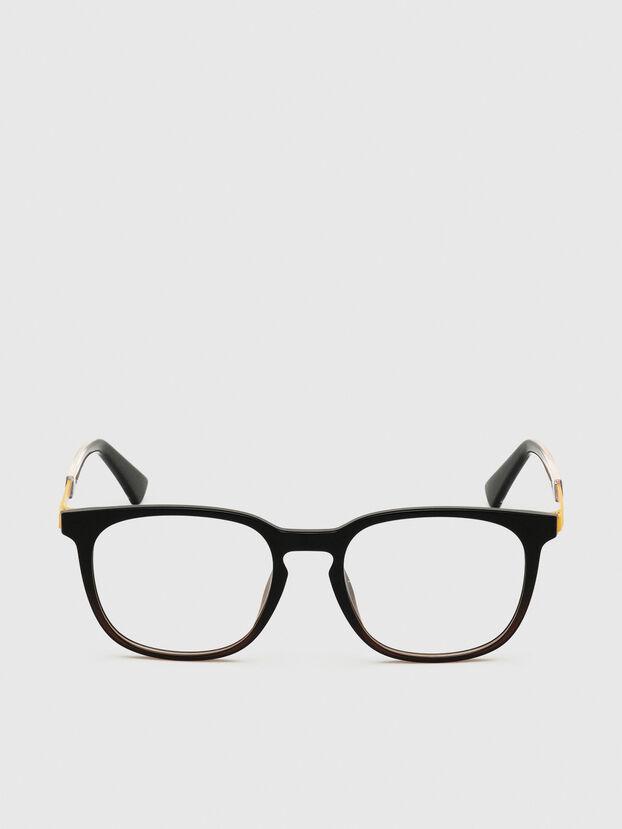 DL5349, Negro/Amarillo - Gafas de vista