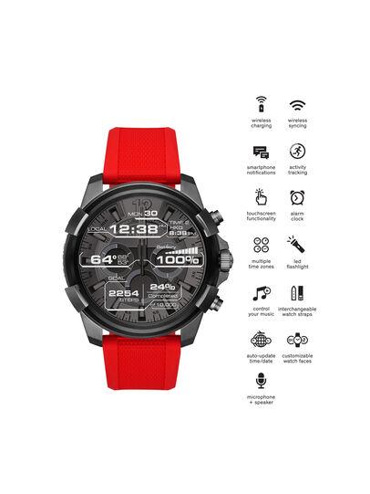 Diesel - DT2006, Rojo - Smartwatches - Image 4