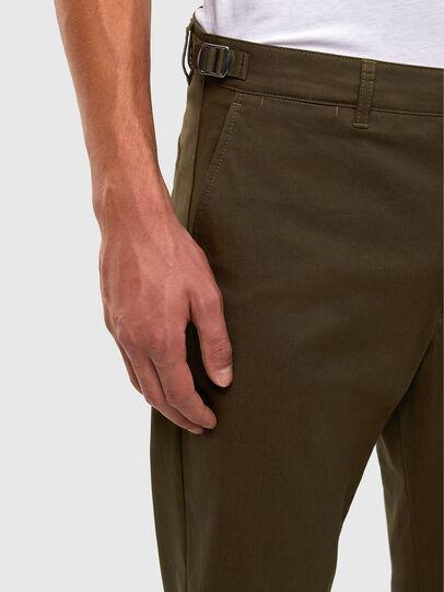 Diesel - P-JAX, Verde Militar - Pantalones - Image 3
