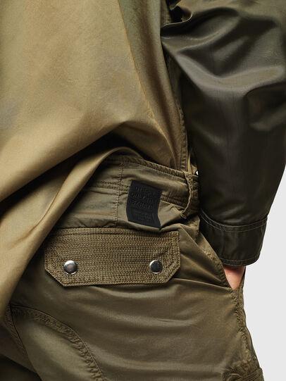 Diesel - P-PHANTOSKY, Verde Militar - Pantalones - Image 4