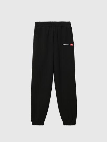 Diesel - UFLB-TOOL, Negro - Pantalones - Image 1